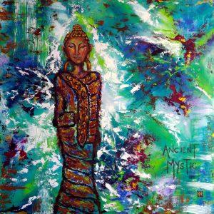 Ancient Mystic by Kiernan Antares