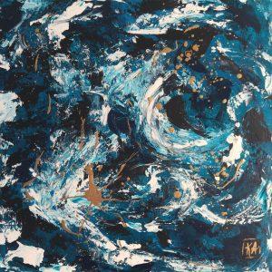 Dance of the Deep Waters by Kiernan Antares